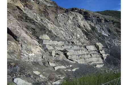 Fmf foro de mineralog a formativa ver tema las canteras de pizarra de la ba a - Cantera de pizarra ...