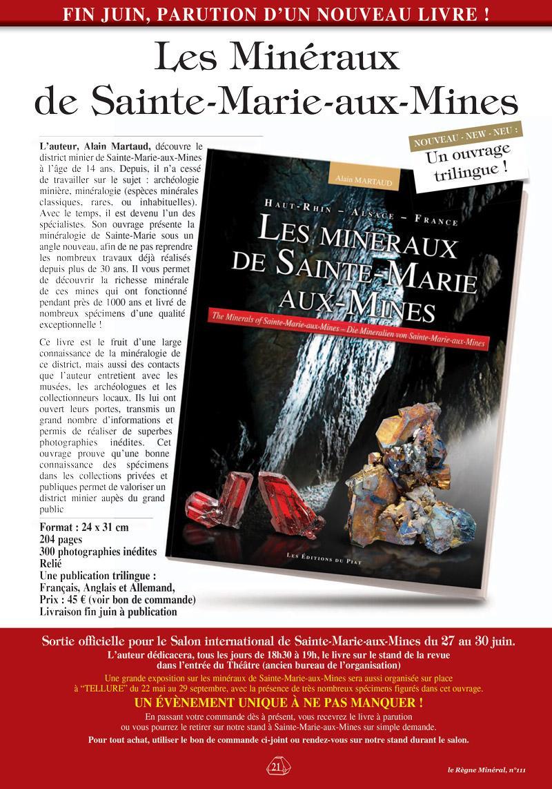 Fmf foro de mineralog a formativa ver tema sainte - Salon mineraux sainte marie aux mines ...